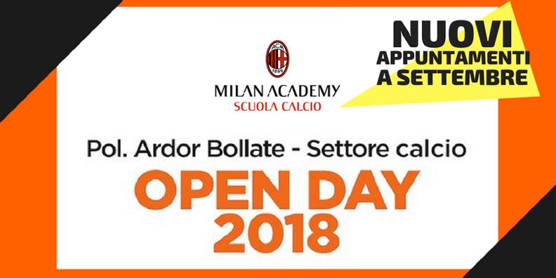Open Day Ardor 2018