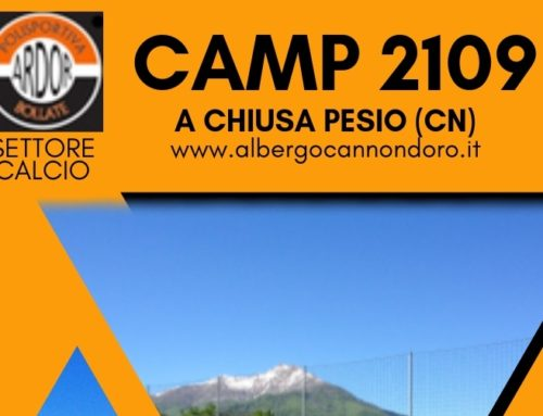 CALCIO camp 2019