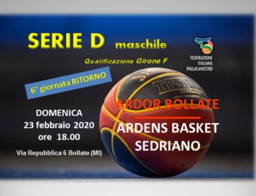 Serie D Maschile 2019-2020